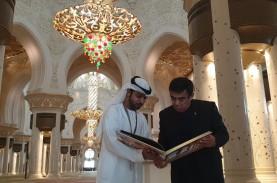 Indonesia dan UEA Bangun Masjid Pusat Moderasi Beragama…