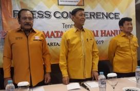 Wiranto: Saya Mundur dari Kepengurusan Hanura, bukan Dipecat