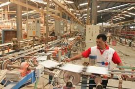 Produksi Keramik Ditargetkan Tumbuh 4 Persen Tahun…