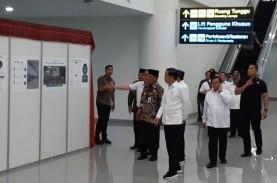 Terminal Baru Syamsudin Noor Rampung, Jokowi Apresiasi…