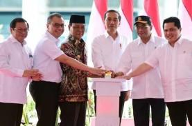 Jokowi Resmikan Terimal Baru Bandara Internasional…