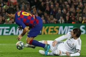 Gol Madrid Dianulir, El Clasico vs Barcelona Berujung…