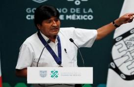 Kejaksaan Bolivia Keluarkan Surat Perintah Penangkapan Morales