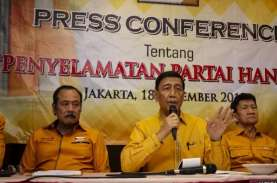 Hanura Terbelah, Kubu Wiranto Sebut OSO Langgar Pakta…
