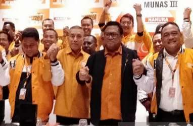 Hanura Terbelah, Oesman Sapta Tegaskan Wiranto Kader Biasa