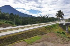 Tol Manado-Bitung Dibuka Fungsional 20 Desember 2019