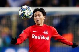 Liverpool Resmi Miliki Gelandang Jepang Takumi Minamino