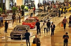 BPRD DKI Lanjutkan Razia Pajak Mobil Mewah di Mal-mal
