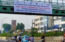 Perlintasan Kereta di Tanjung Barat Ditutup Mulai Sabtu (21/12)