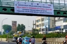 Perlintasan Kereta di Tanjung Barat Ditutup Mulai…