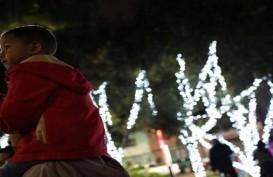 Dekorasi Lampu Natal di Venezuela Picu Kontroversi