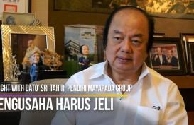 Insight With Dato' Sri Tahir, Pendiri Mayapada Group