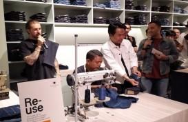 Brand Denim Sustainability Swedia Rambah Indonesia