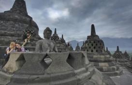 Menparekraf Tinjau Perkembangan Destinasi Super Prioritas Borobudur