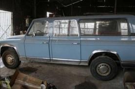 Mobil Mantan Diktator Rumania Dilelang