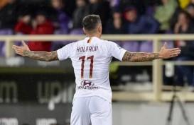 Hasil Liga Italia, Roma Pecundangi Tuan Rumah Fiorentina