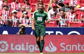 Hasil La Liga Spanyol : Dibantu Tiang Gawang, Eibar Gasak Granada