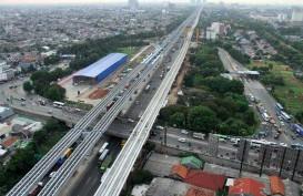 H-4 Natal, Arus Kendaraan di Tol Jakarta-Cikampek Padat