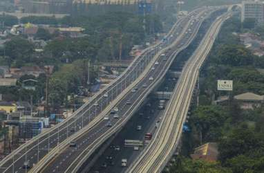 One Way di Tol Jakarta-Cikampek Diberlakukan Pagi Ini