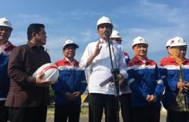 TPPI Terhambat Lahan, Jokowi Beri Tenggat 3 Tahun