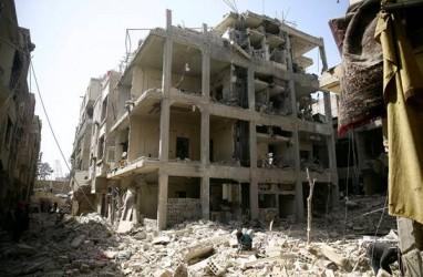 Serangan Roket Hantam 3 Instalasi Minyak dan Gas Suriah