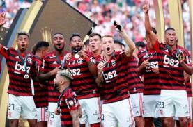 Piala Dunia Antar-Klub, Flamengo Berhasrat Tinggi…