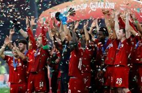 Hajar Flamengo, Liverpool Juara Piala Dunia di Qatar