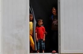 Turki Tak Mampu Lagi Menampung Gelombang Pengungsi Suriah