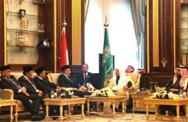 Bertemu Parlemen Arab, MPR RI Lobi Kuota Haji 2020 untuk Ditambah