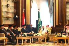 Bertemu Parlemen Arab, MPR RI Lobi Kuota Haji 2020…