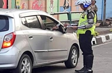 Mudik Libur Akhir 2019, Polisi Tilang 3.315 Pengendara