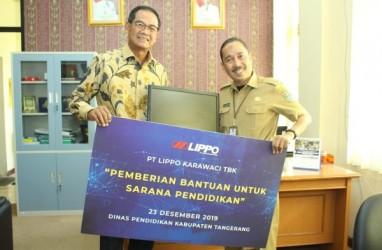 Lippo Karawaci Beri Bantuan Sarana Pendidikan
