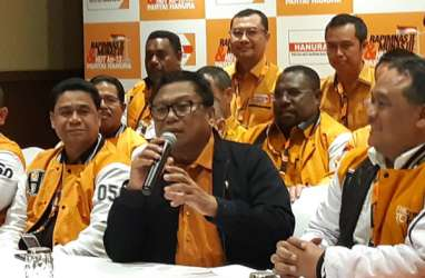 Konflik Hanura: Pendiri Desak OSO Akomodasikan Kubu Wiranto