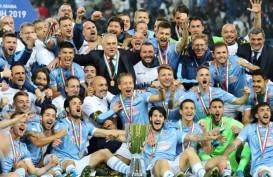 5 Terpopuler Bola, Lazio Hajar Juventus di Arab Saudi dan Saat Lampard Kalahkan Jose Mourinho