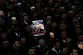 Arab Saudi Hukum Mati Lima Orang Atas Pembunuhan Khashoggi