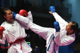 705 Karateka Bakal Ikuti Kejurnas Karate Lampung Open