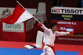 Sedikitnya 705 Karateka Ikut Kejurnas Lampung Open