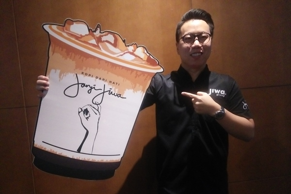 CEO & Founder Kopi Janji Jiwa, Billy Kurniawan
