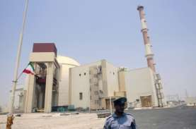 Iran Ungkap Perkembangan Reaktor Nuklir Arak
