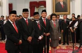 Jadi Dewas dan Pimpinan KPK, Albertina Ho dan Nawawi Dinonaktifkan dari Jabatan Hakim