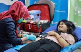 PMI: Stok Darah di Cianjur Cukup saat Libur Nataru