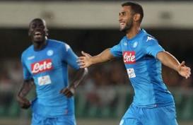 Napoli Buka Pintu untuk Kepergian Faouzi Ghoulam ke Marseille