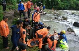 Kecelakaan Bus di Pagar Alam Sumsel, 25 Tewas