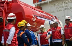 Pasokan BBM Nataru, Wilayah Timur Indonesia Jadi Prioritas
