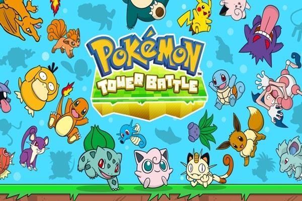 Pokemon Tower Battle - Pokemon Company