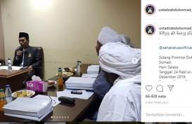 Ustaz Abdul Somad Resmi Sandang Gelar Doktor dari Kampus Sudan