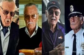 Marvel Studio Tak Akan Gantikan Peran Kameo Stan Lee di Film-Film Mendatang