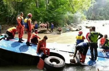 Kecelakaan Bus Pagaralam, Korban Tewas Bertambah jadi 28 Orang