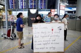 Unjuk Rasa tetap Berlangsung meski Hong Kong tengah…