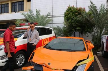 Aksi Koboi Pemilik Lamborghini : Puluhan Peluru Aktif Ditemukan Dirumah Pelaku
